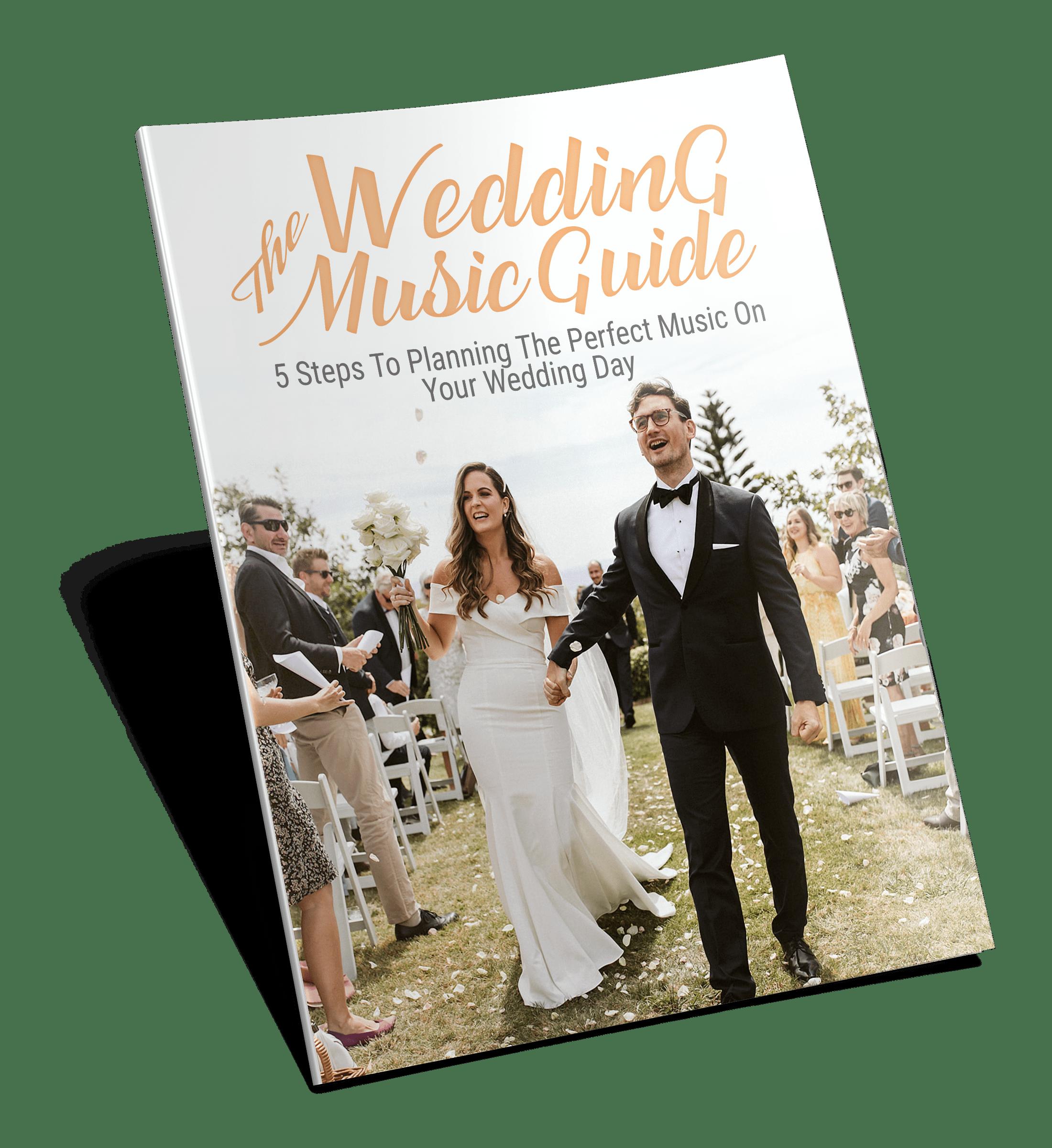 Wedding Music Guide - Jasper & Jane Hawkins